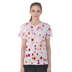 Heart 2014 0603 Women s Cotton Tees