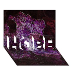 Space Like No.1 HOPE 3D Greeting Card (7x5)