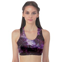 Space Like No.1 Sports Bra
