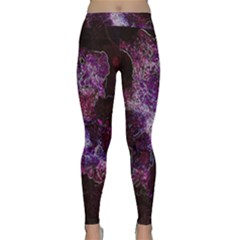 Space Like No 1 Yoga Leggings