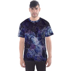 Space Like No.3 Men s Sport Mesh Tees