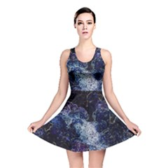Space Like No.3 Reversible Skater Dresses