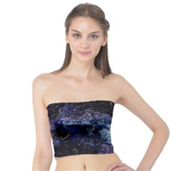 Space Like No.3 Women s Tube Tops