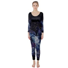 Space Like No.3 Long Sleeve Catsuit