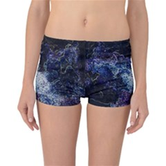 Space Like No.3 Reversible Boyleg Bikini Bottoms