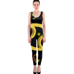 Cancer Floating Zodiac Sign OnePiece Catsuits