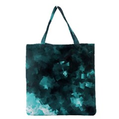 Space Like No 5 Grocery Tote Bags