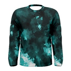 Space Like No.5 Men s Long Sleeve T-shirts