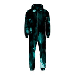 Space Like No 5 Hooded Jumpsuit (kids)