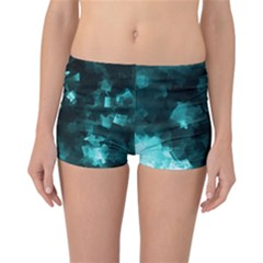 Space Like No 5 Reversible Boyleg Bikini Bottoms