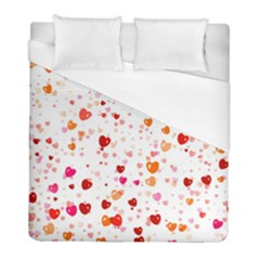 Heart 2014 0603 Duvet Cover Single Side (twin Size)
