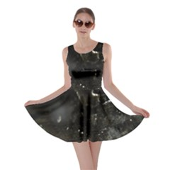 Space Like No.6 Skater Dresses