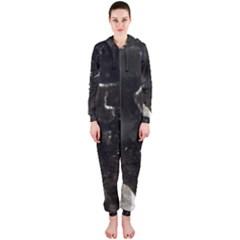 Space Like No.6 Hooded Jumpsuit (Ladies)