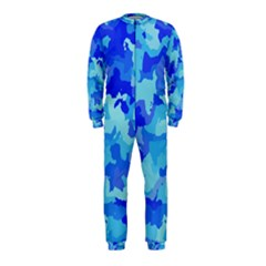Camouflage Blue OnePiece Jumpsuit (Kids)