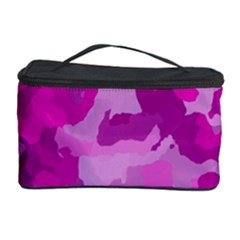 Camouflage Hot Pink Cosmetic Storage Cases