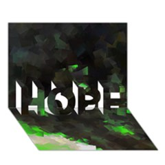 Space Like No.7 HOPE 3D Greeting Card (7x5)