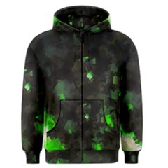 Space Like No.7 Men s Zipper Hoodies