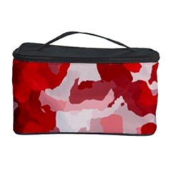 Camouflage Red Cosmetic Storage Cases