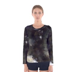 Space Like No.8 Women s Long Sleeve T-shirts