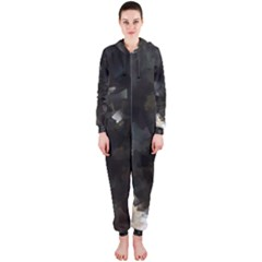 Space Like No.8 Hooded Jumpsuit (Ladies)