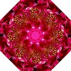 Red Rose Straight Umbrellas