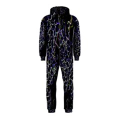 Grapes Hooded Jumpsuit (Kids)
