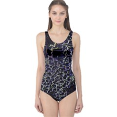 Grapes Women s One Piece Swimsuits