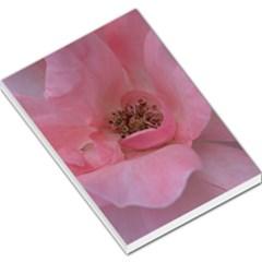 Pink Rose Large Memo Pads