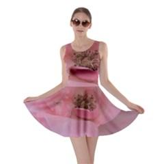 Pink Rose Skater Dresses