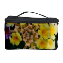 Colorful Flowers Cosmetic Storage Cases