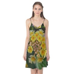 Colorful Flowers Camis Nightgown