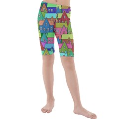 House 001 Kid s swimwear