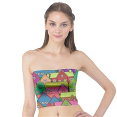 House 001 Women s Tube Tops