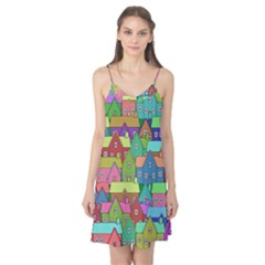 House 001 Camis Nightgown