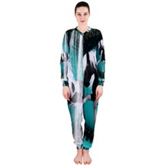 Beautiful Horse With Water Splash  OnePiece Jumpsuit (Ladies)