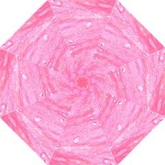 Pink Hook Handle Umbrellas (Medium)