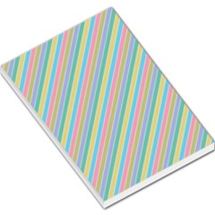 Stripes 2015 0401 Large Memo Pads