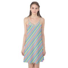 Stripes 2015 0401 Camis Nightgown