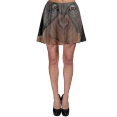 Menschen - Interesting Species! Skater Skirts