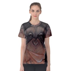 Menschen   Interesting Species! Women s Sport Mesh Tees