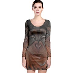 Menschen   Interesting Species! Long Sleeve Bodycon Dresses