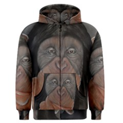 Menschen - Interesting Species! Men s Zipper Hoodies