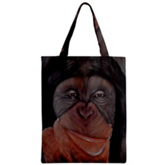 Menschen - Interesting Species! Zipper Classic Tote Bags