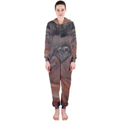 Menschen - Interesting Species! Hooded Jumpsuit (Ladies)