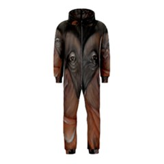 Menschen - Interesting Species! Hooded Jumpsuit (Kids)