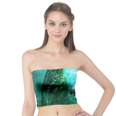 Wonderful Dolphin Women s Tube Tops