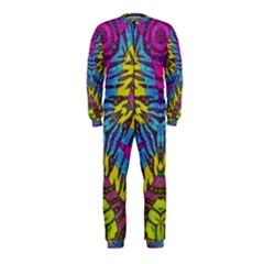 Crazy Beautiful Abstract Animal print  OnePiece Jumpsuit (Kids)