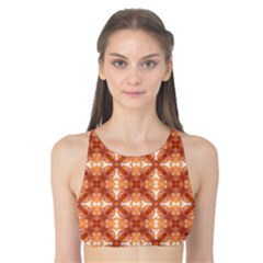 Cute Pattern Gifts Tank Bikini Top