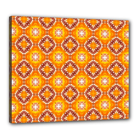 Cute Pattern Gifts Canvas 24  x 20