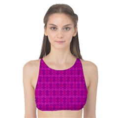 Cute Pattern Gifts Tank Bikini Top
